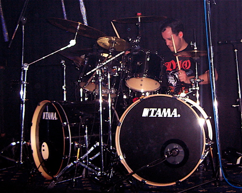 Our Dave Lombardo